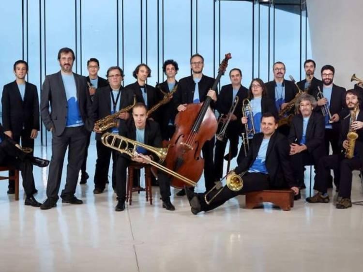 Rui Reininho & Orquestra Jazz de Matosinhos