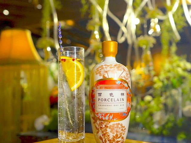 Porcelain Shanghai Mandarin Gin