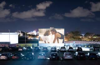 Mov'in Car Drive-in Cinema