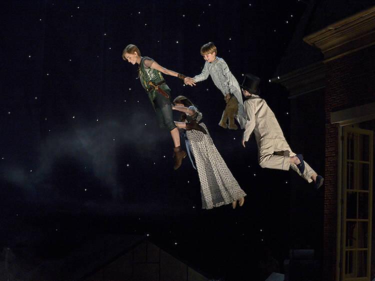 Peter Pan, el musical en streaming