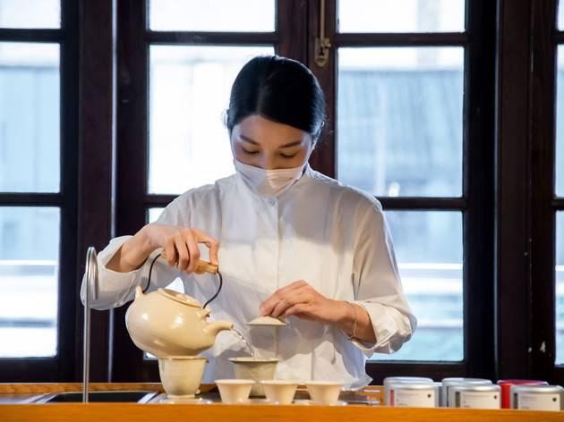 In Harmony the way of tea