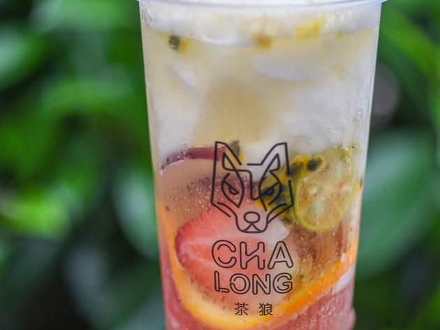 Cha Long x Pepsi summer drinks