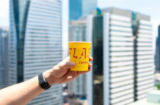 Flash Coffee Bangkok