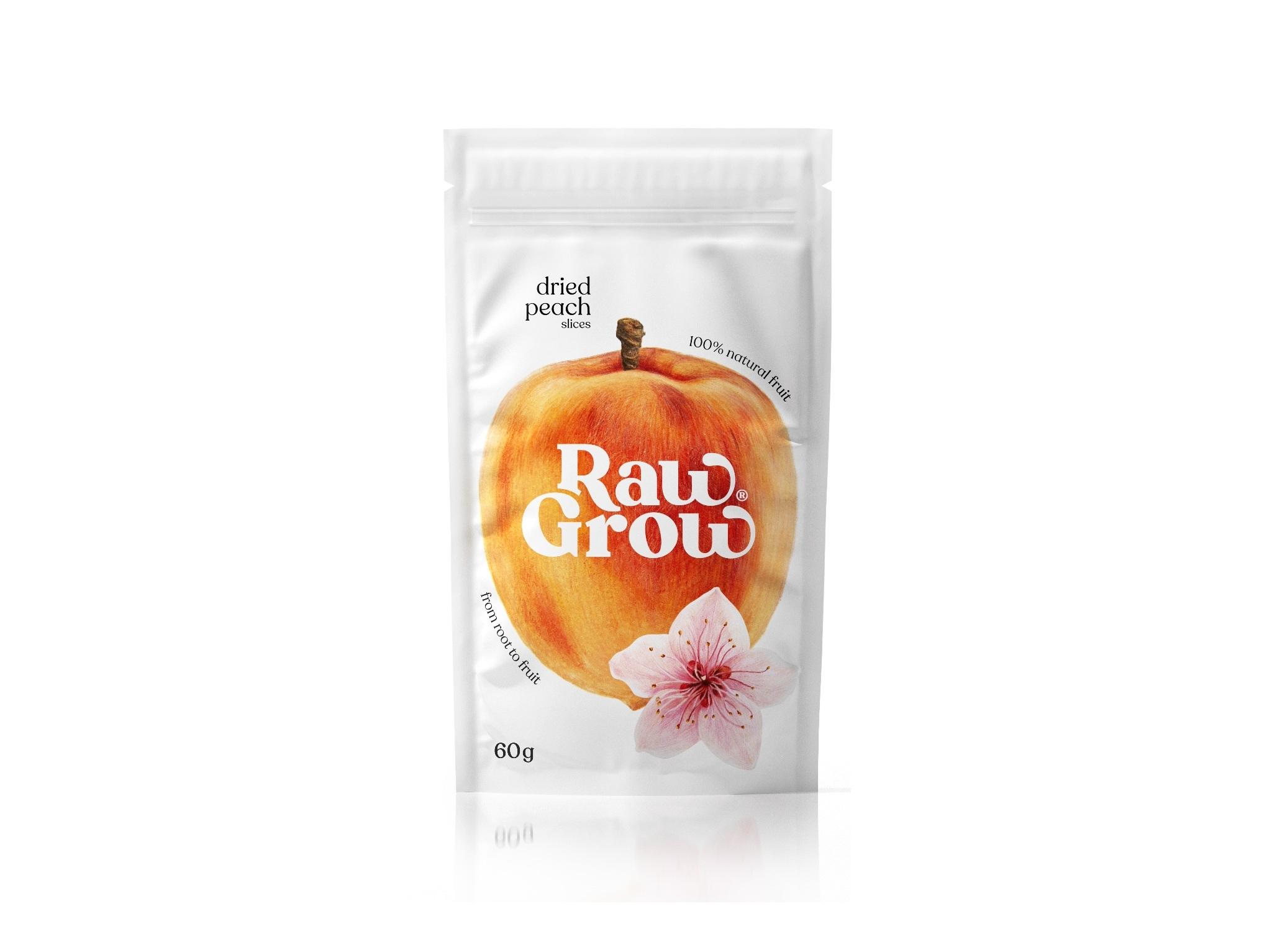Comida, Snaks, Raw Grow Fruits