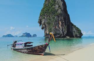 A beach in Thailand