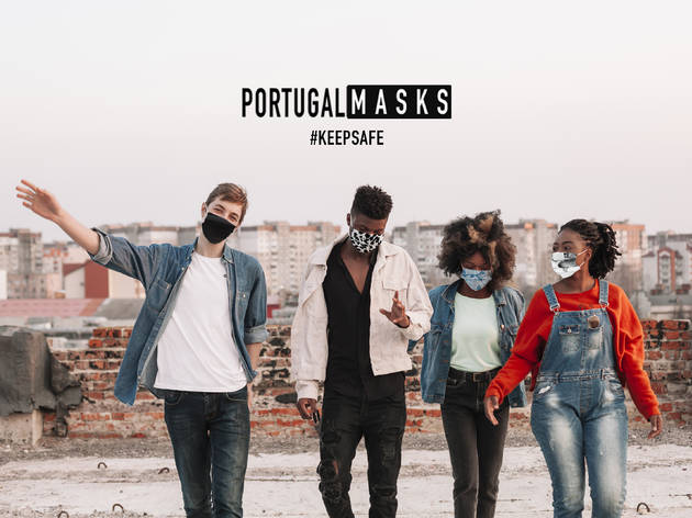 Portugal Masks