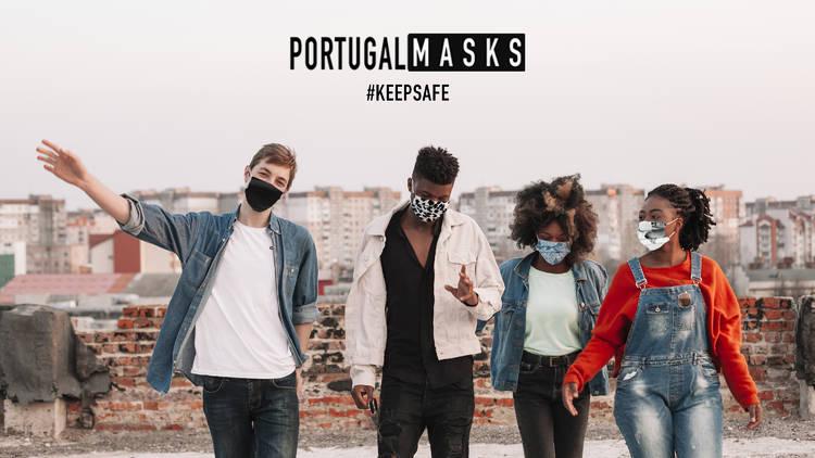 Portugal Masks