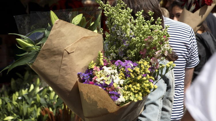 Brick Lane Market and Columbia Road Flower Market will remain closed this weekend