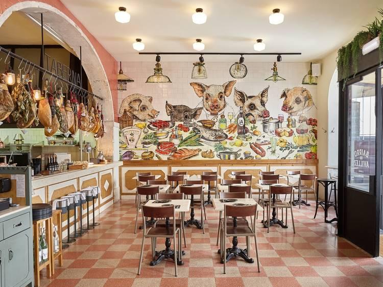 The best restaurants in Lisbon