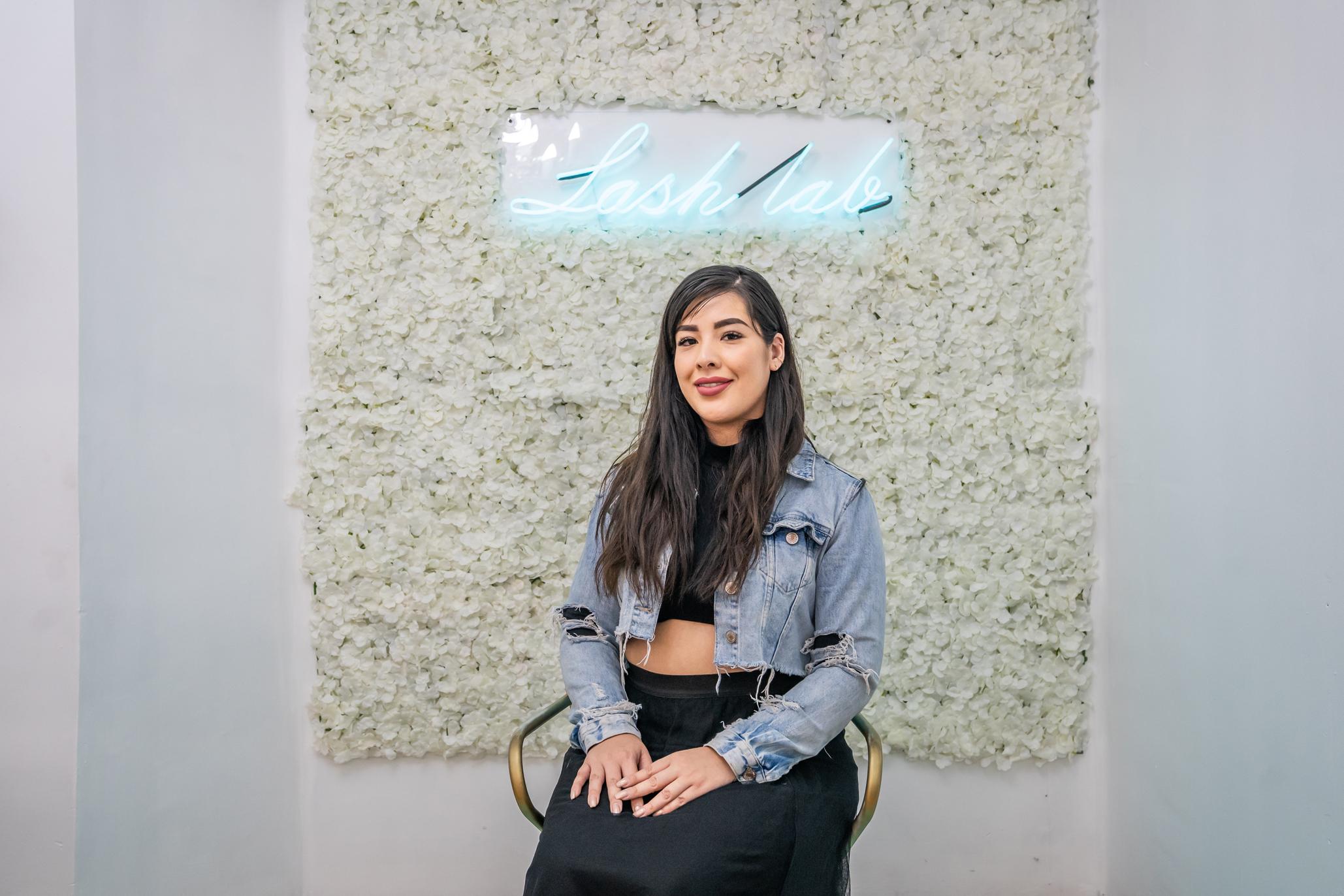 Lash Lab by Lorena Garcés