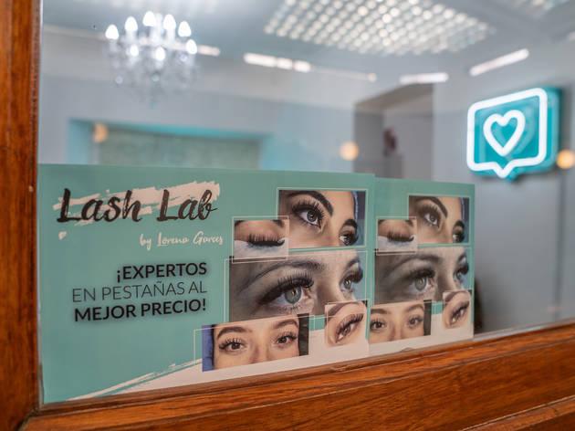 LASH LAB By Lorena Garcés (Foto: Alejandra Carbajal)