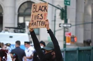 BLM; protest; black lives matter; new york city