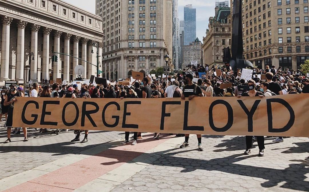 See images from this weekend's protests in NYC