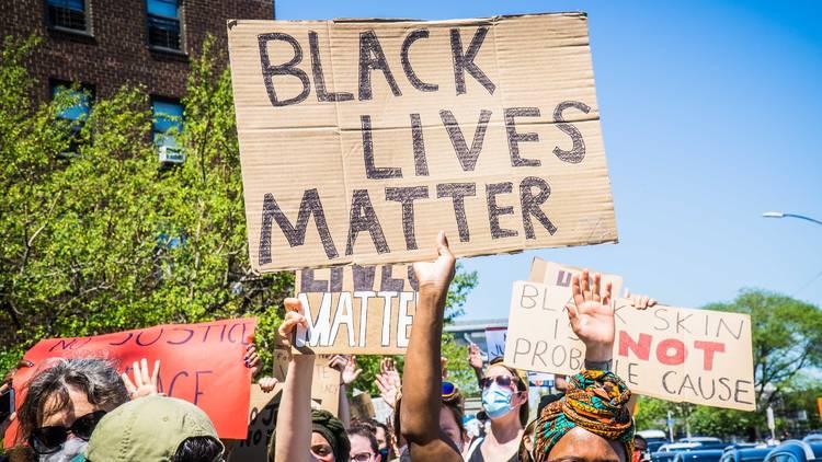 Black Lives Matter; protest; New York City; BLM