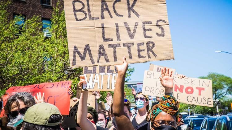 protest, blm, black lives matter