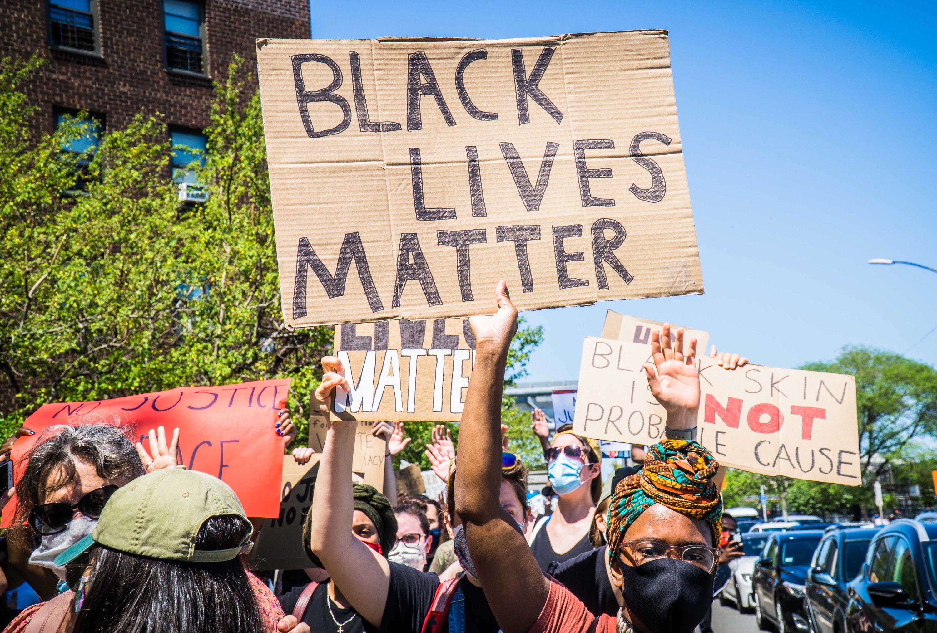 How you can help the Black Lives Matter movement and protesters in NYC right now