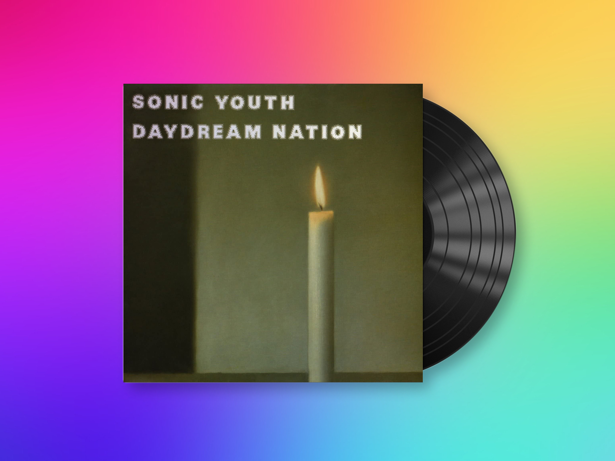 Daydream Nation de Sonic Youth