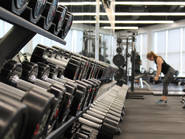 Gym interior generic