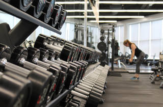 Gym interior generic