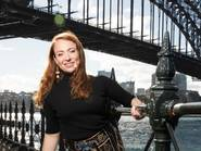 Olivia Ansell has grand plans for Sydney Festival