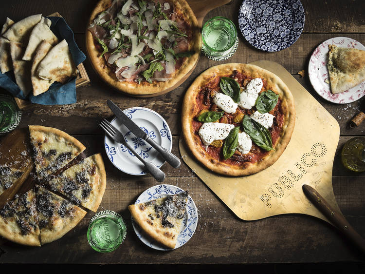 The best restaurant with Italian food delivery in Singapore