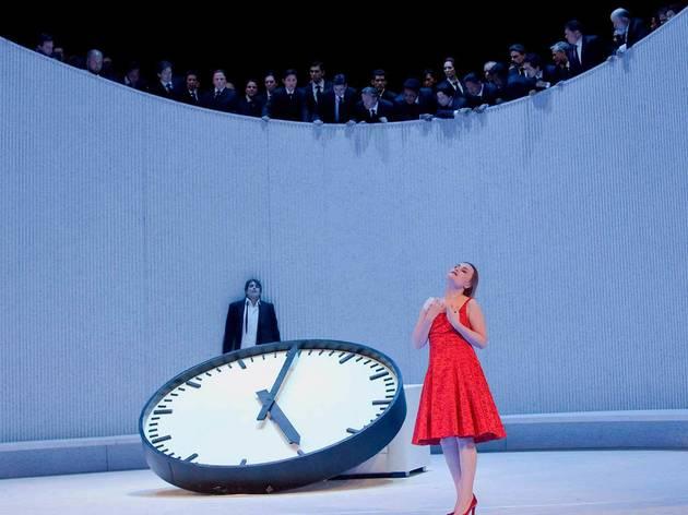 Momento de La Traviata de Verdi
