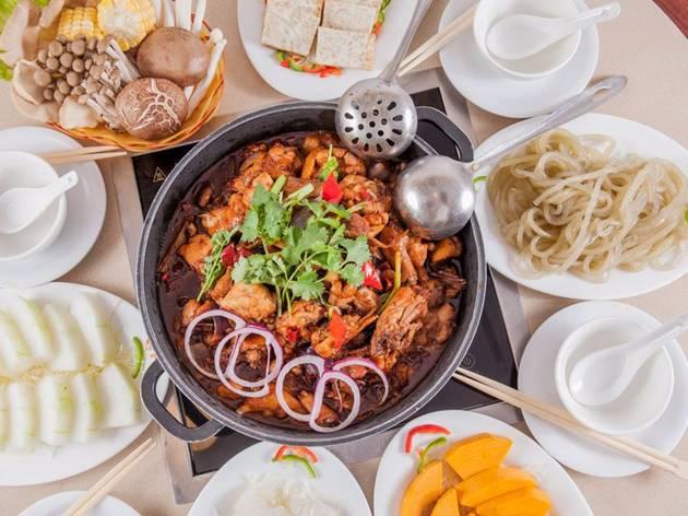 Chinese restaurant, Hong Kong, Chan Yee Hing
