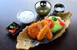 Tonkichi Tonkatsu Seafood Hong Kong