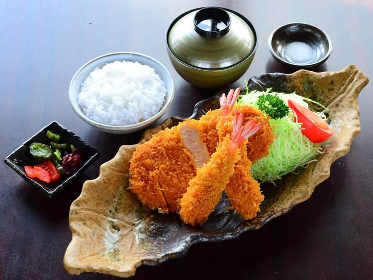 Tonkichi Tonkatsu Seafood