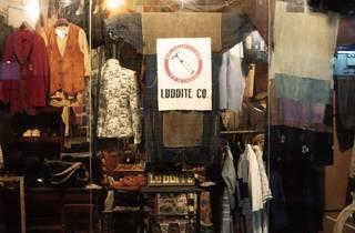 Luddite1811, boutique, Hong Kong