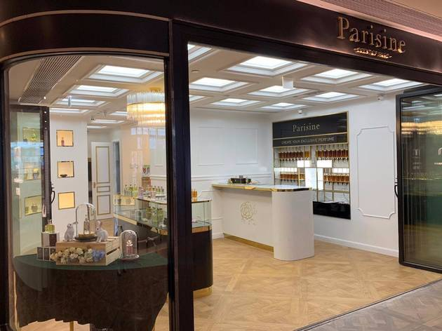 Parisine, Hong Kong, perfumes