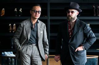 Bryceland's & Co, Men's boutique, Hong Kong