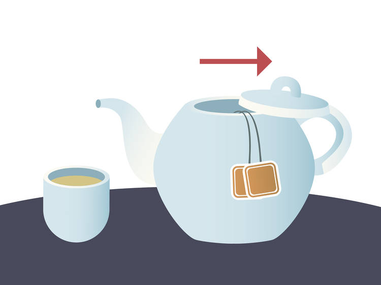 Mind your tea manners