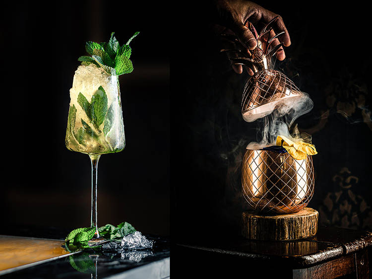 Lobster Bar and Grill launches a new cocktail menu