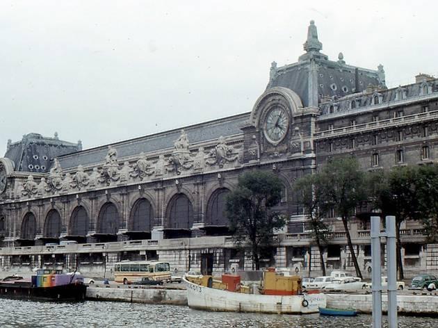 Gare d'Orsay in 1973