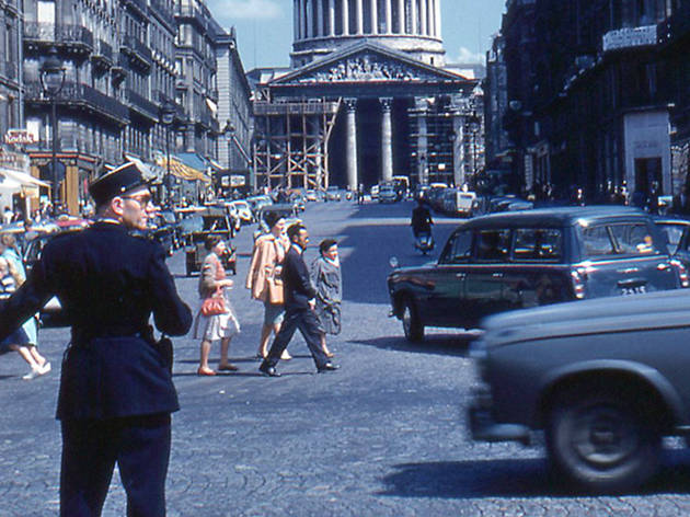 Pantheon in 1960
