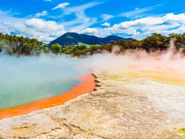 Thermal Pools, Rotorua