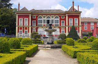 palácio fronteira
