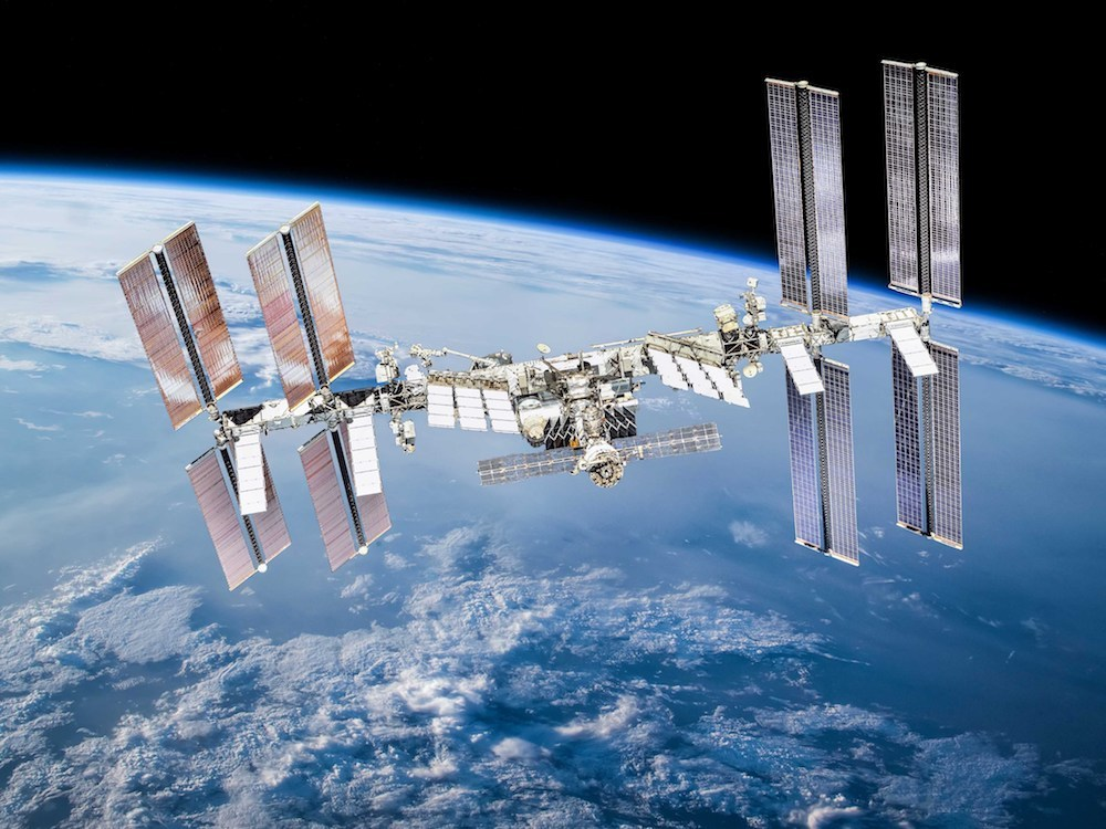 Tour the International Space Station