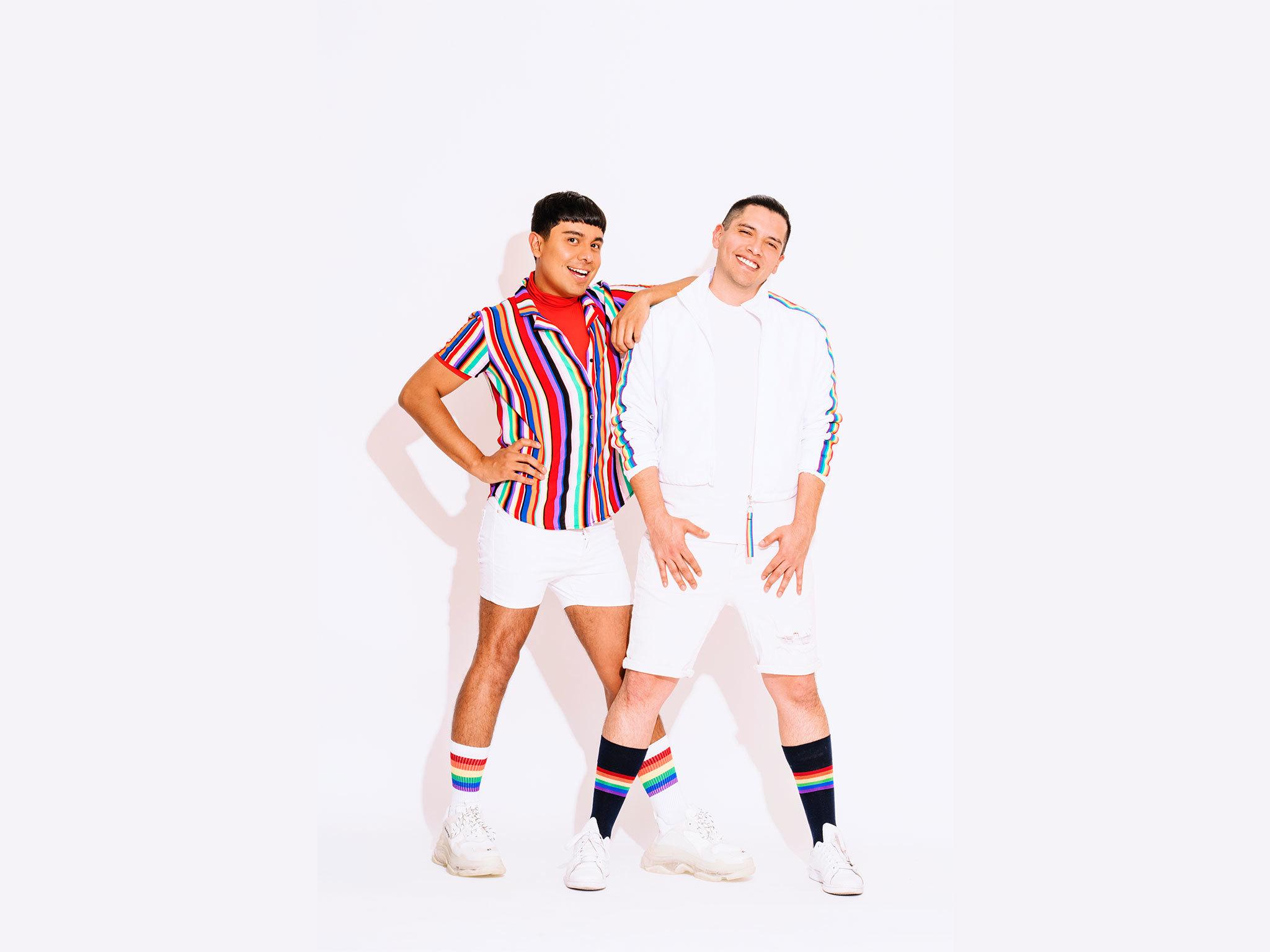 Toma mi dinerita, Pepe y Teo lanzan reality drag en línea