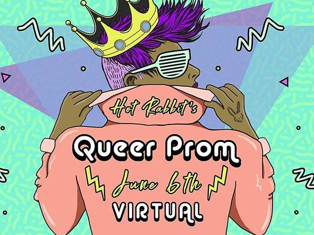 Hot Rabbit Queer Prom