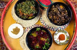 Saba's Ethiopian lunch bowls