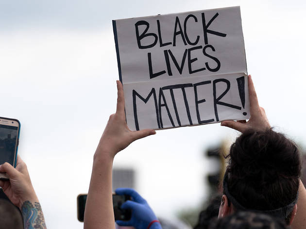 Stop All Black Deaths in Custody: Vigil for George Floyd