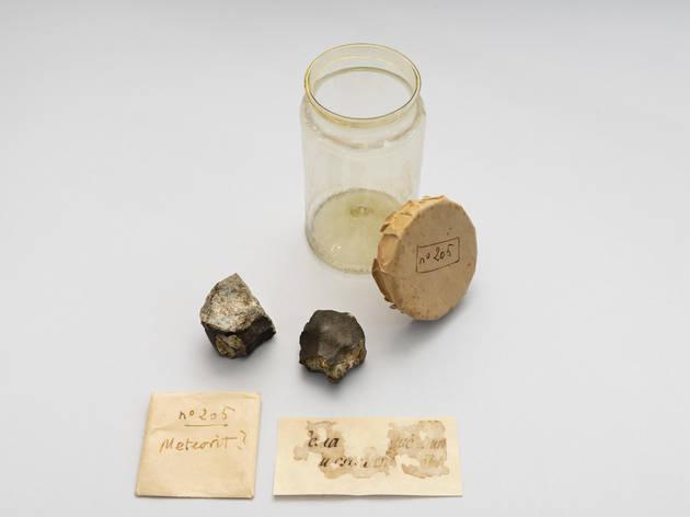 Fragments del Meteorit de Barcelona