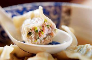 A dumpling