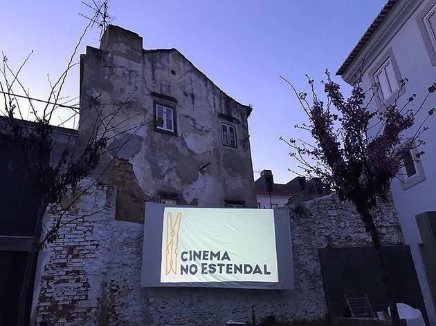 Cinema no Estendal