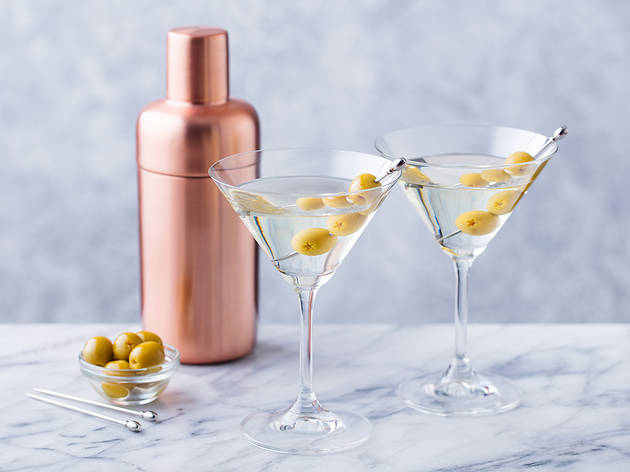 Dear Lilly's Martini Workshop