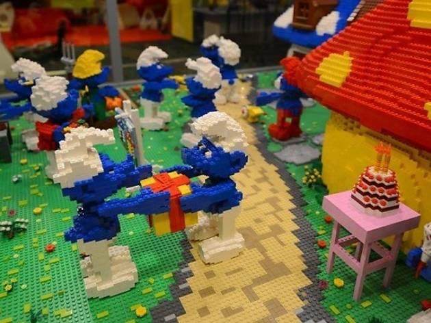 Expo Peças Lego