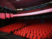 La sala roja de los Teatros del Canal
