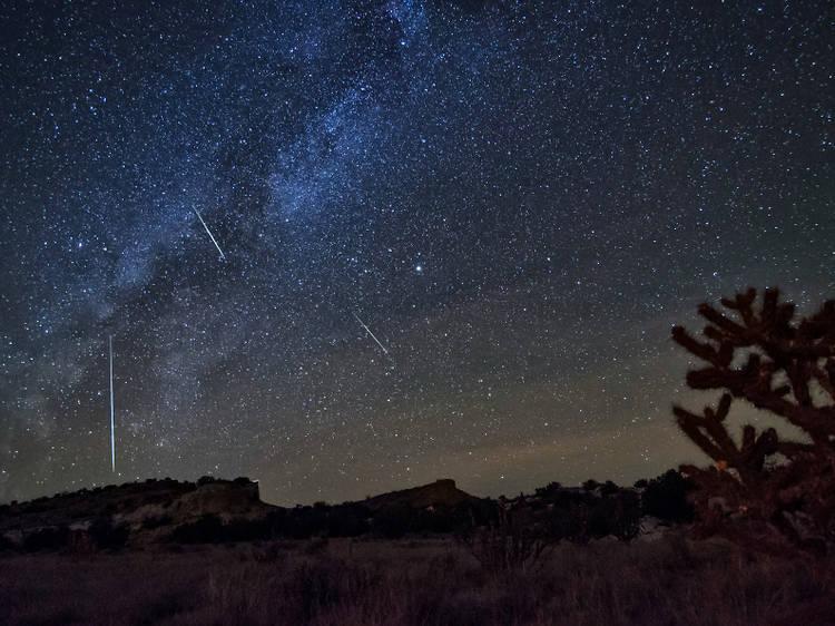 October 21: Orionids meteor shower peaks